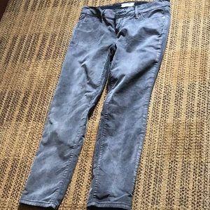 Free People Woman's Jeans Grey W28 petite